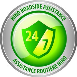 3 YEAR HINOWATCH ROADSIDE ASSISTANCE